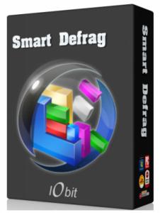IObit Smart Defrag PRO 5.8.5.1285