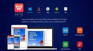 WPS Office 2016 Premium 11.2.0.10258 Crack + Portable latest Edition