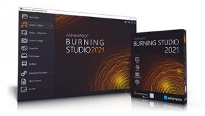 Ashampoo Burning Studio 22.0.8  Crack & Keygen 2021 [Latest]